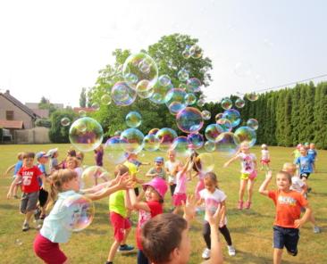 Bublinkář - MŠ