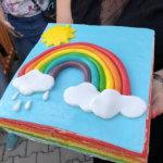 Den dětí - dort